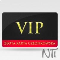 Karty członkowskie/ VIP